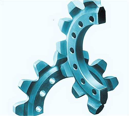Segmented Sprocket-1