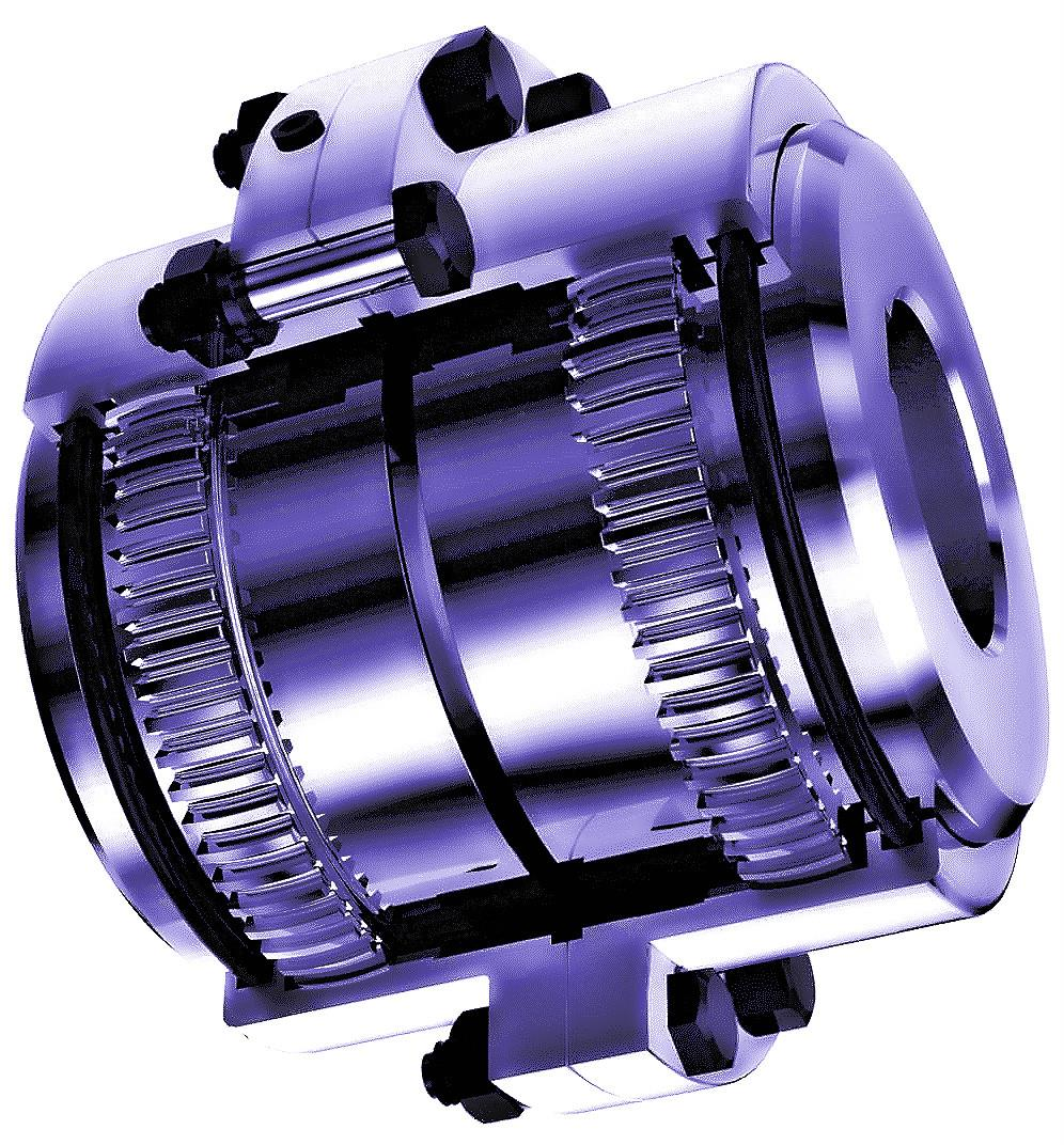 Gear Couplings Inner Hub