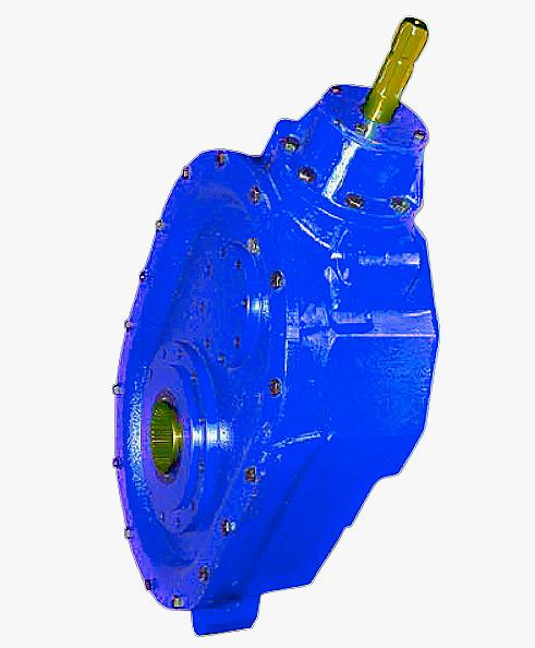 Gearbox for Concrete Mixers-1
