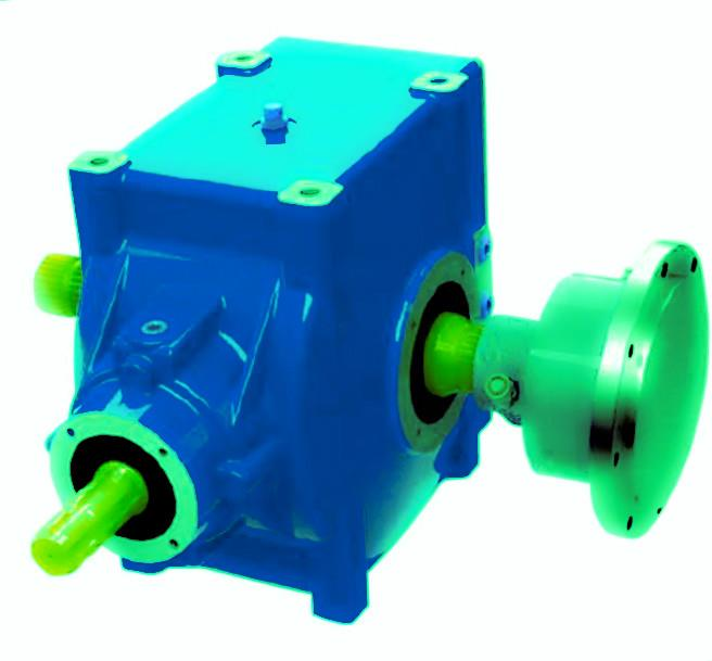 Gearbox for Snow Tillers