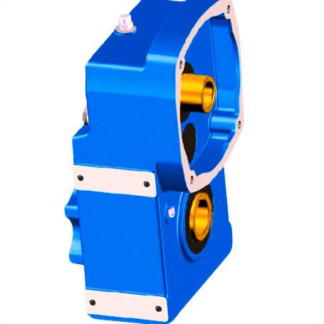 Bevel Gearbox for Biogas energy Generator plant-5