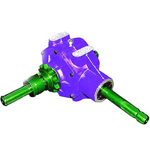 Gearbox for Self Loading Trailers-7
