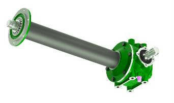 PTO SHAFT & GEARBOX FOR TILLERS-3
