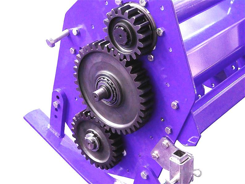 side gearbox_Gearbox for Rotary tiller