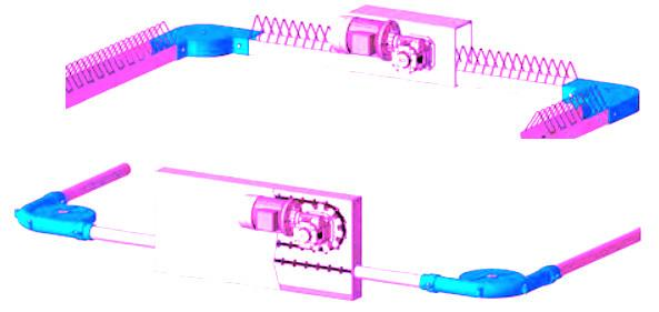 Poultry&Pig geared motors for feeding systems opening and closing of windows in the farm Tecno 2_meitu_38