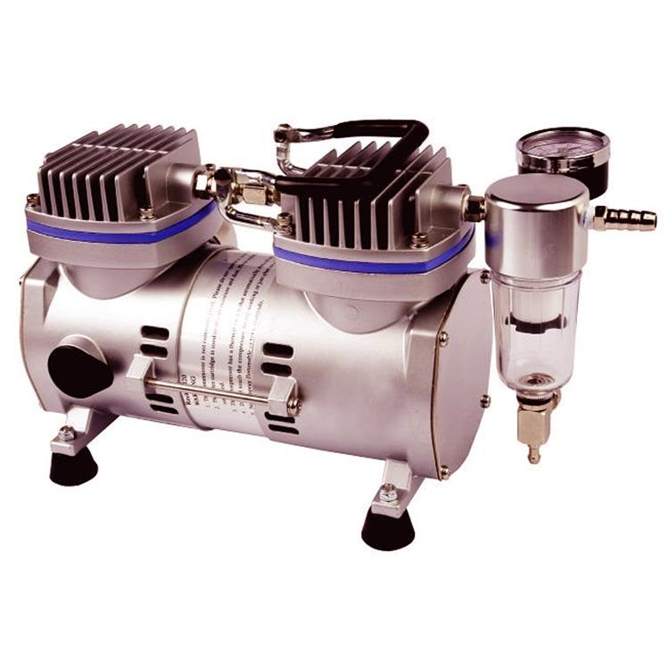 oil-free piston air compressor