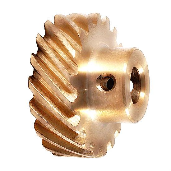 Aluminum-Bronze Screw Gears