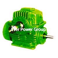 Arc Gear Cylindrical Worm Gearbox