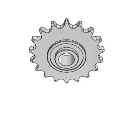 Chain Stretcher Sprockets