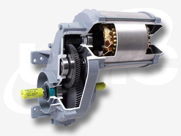 Driveline Motor Of Irrigation System