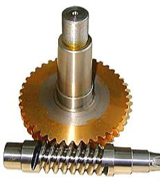 Duplex Worm for Worm Gears