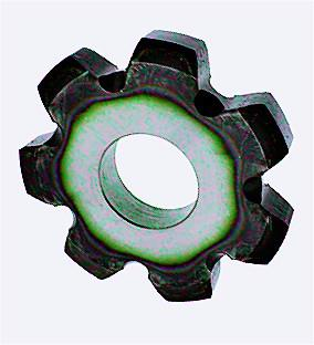 Detachable Chain Sprockets