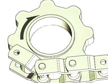 Pintle Chain Sprockets