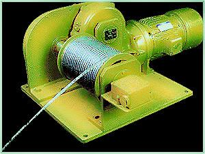 Worm Gear Reducers For Hoists