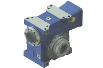 Low Backlash Worm Gearbox